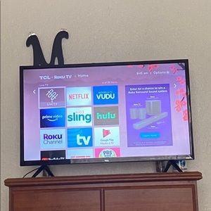3'2 Roku tv